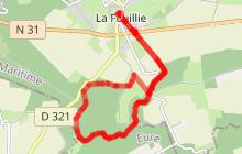 La Chèvre d'or - La Feuillie