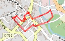 Promenade à Rouillac. Ville de pierre et de nature, Rouillac va vous surprendre !