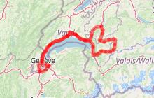 Circuit découverte : Les Alpes vaudoises et la Gruyère par le col du Pillon