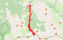 Ascension du col de l'Izoard