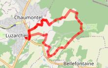 Circuit La Biche - Hérivaux - Thimécourt