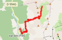 La bergerie de Dormillouse & Col de Dormillouse