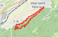 Les Mines de Villard Saint Pancrace