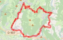 Les 1000 mètres de Viuz-en-Sallaz