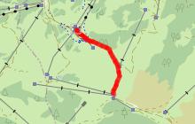 La Crête du Mont d'Arbois