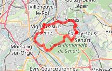 De l'Yerres à la Seine