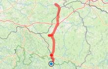 Circuit Route de la Tapisserie