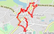 Visite Bourbon l'Archambault