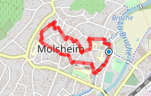 Molsheim à vélo