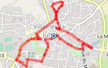 Circuit urbain de Villaines-la-Juhel -