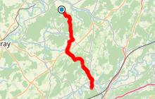 Chemin de pèlerinage de la Via Francigena