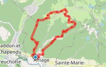 """Circuit pédestre """"le pré d'Oro"""" - Vosges du sud"""