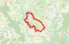 Circuit n°12 : La Montagne des Marnes