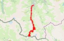 Col du Galibier depuis Valloire