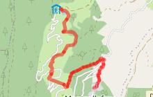 Sentier n°6 : De Montgellafrey au Lac de la Grande Léchère