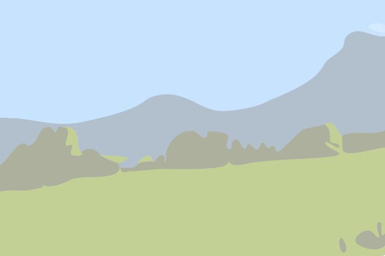 Plan Peisey vers Pont Baudin via Pracompuet et La Chenarie