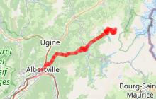 Col du Joly par Hauteluce