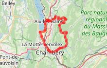 Montée du Mont-Revard (vs Chambéry)