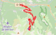 Col de la Loze (vs Courchevel)