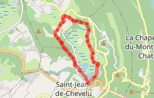 Sentiers VTT Les Lacs de Chevelu