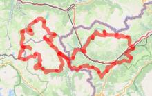 Tour du Thabor (6 jours)