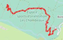 Circuit n°5 = La Chapelle des Chambeaux