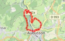 Circuit Aubusson et sa vallée