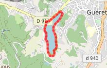 Circuit de randonnée pédestre n° 8 Le tour de l'étang de Courtille