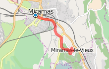 Miramas : Entre rail et sites d'exception