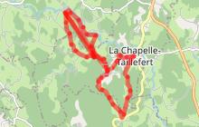 Circuit Pédestre N°10 Les cascades de la Rebeyrolle