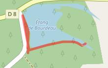 Circuit pédestre N°23 Sentier de découverte Tourbière de l'étang du Bourdeau