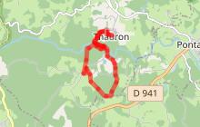 Circuit Pédestre N°36 Thauron - Au coeur de la vallée du Thaurion