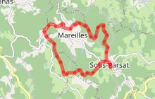 Circuit Pédestre N°9 Autour de Sous-Parsat