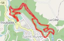 """Circuit Uni'Vert Trail n°2 """"de la paix"""""""