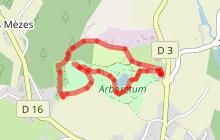 Trail de l'Arboretum