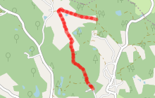 Variante Sentier de Montbrun