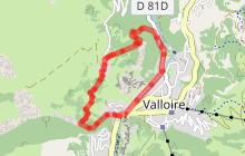Sentier écosylve de Poingt Ravier