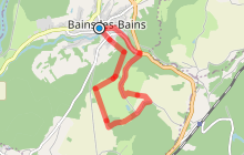 Circuit 4 : La Bourguignotte