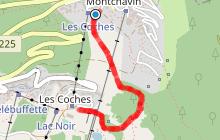 Itinéraire de randonnée : Le Chemin du Renard Futé