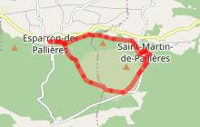 Entre Esparron et Saint-Martin