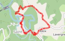 Circuit de St Victor