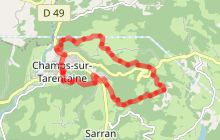 PR 8 - Le Chemin des Chats