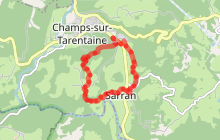 PR 9 - Le Plateau de Fournol