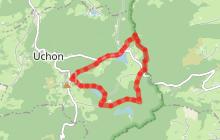 Circuit VTT-FFC n°02 à Uchon
