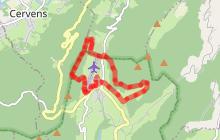Circuit Trail 6 - Grand tour du plateau des Moises