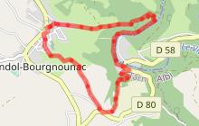 Circuit Pont de Cirou