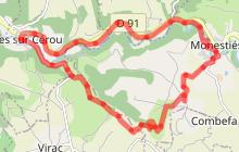 """Circuit de la """"Vallée de la Zère"""""""