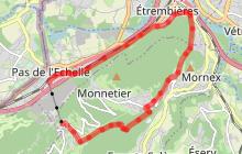 VTT - Descente du Chemin de Fer