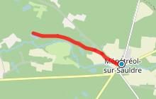 Le chemin des Jacquets Ménétréol-sur-Sauldre