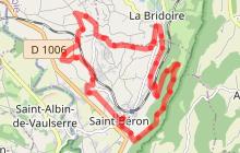 Circuit VTT n°31 - Boucle des Roches